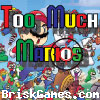 Too Much Marios Icon