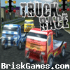 Truck Race 3D Icon