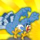 Turkey Attack Icon