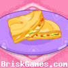 Vegetable Omelette Icon