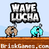 Wave Lucha Icon